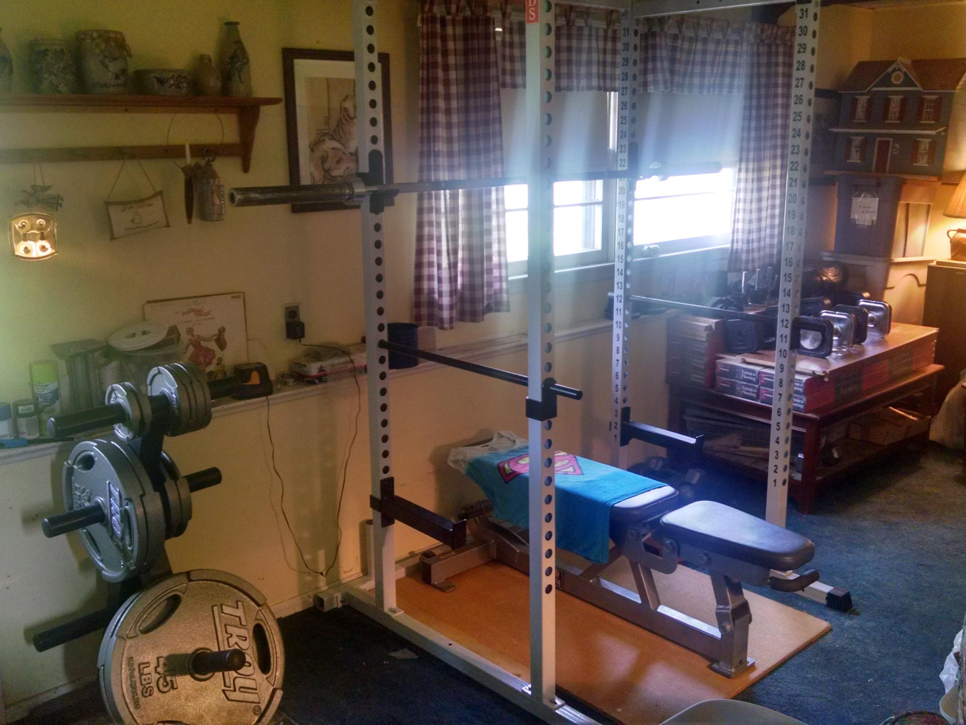 Home gym showoff cost for a lifetime investment