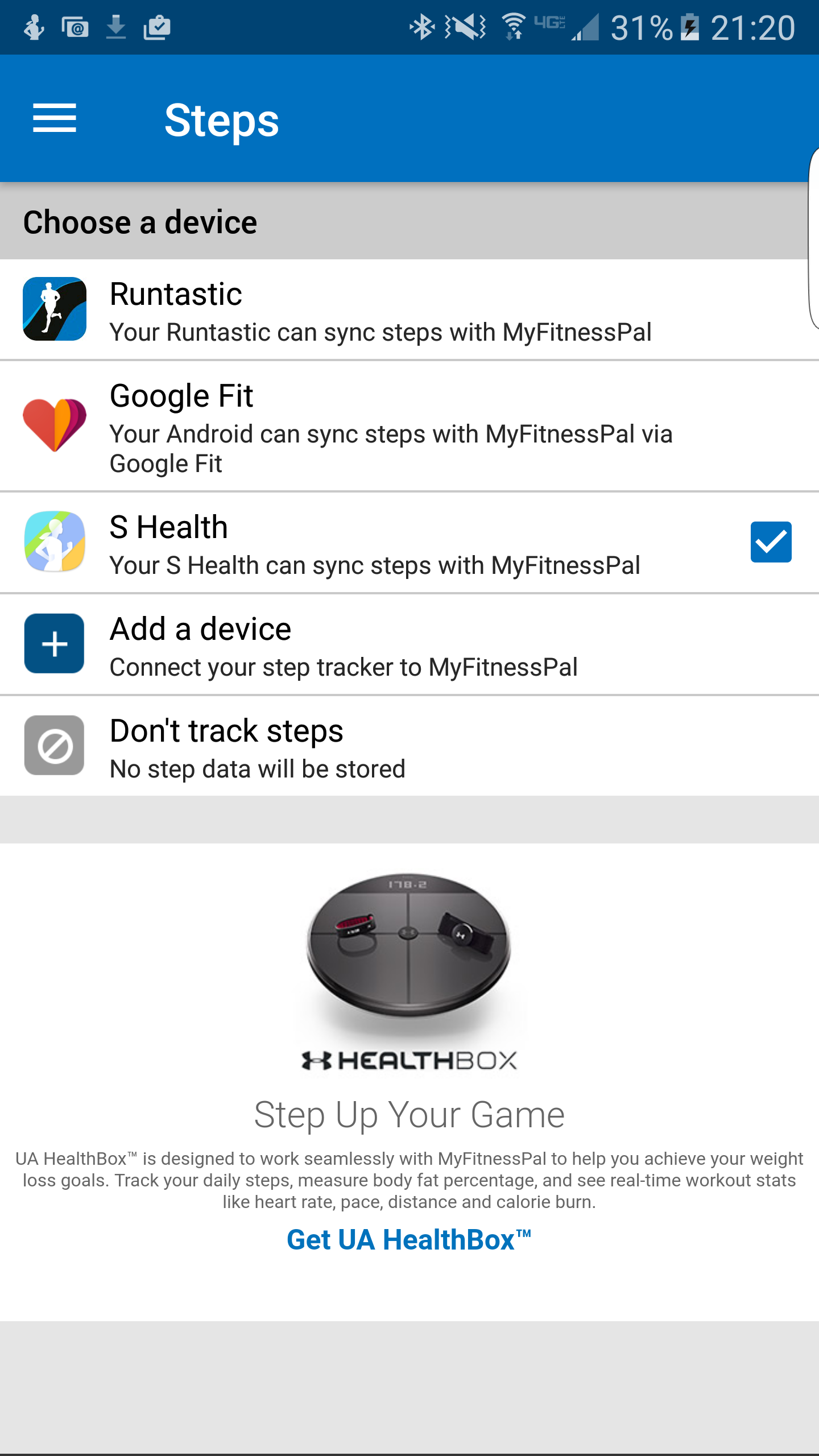 Fitness Pal Not Syncing With Fitbit