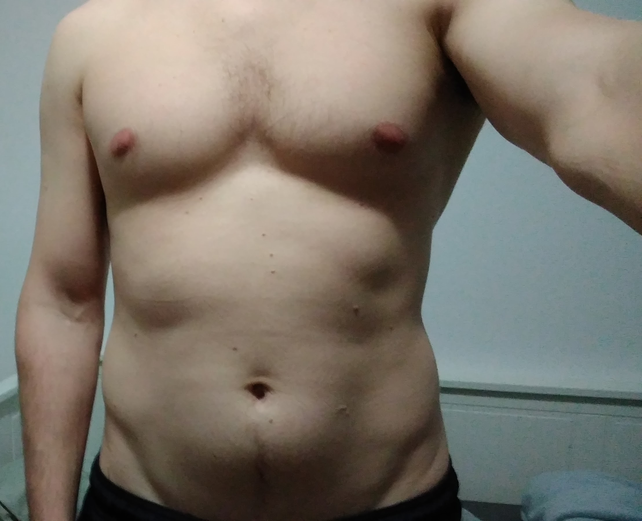 70 days / 20 lbs till New Year's Day challenge ...
