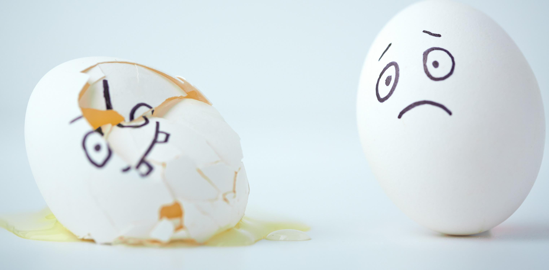 Тухлые яйца - ЯПлакалъ 65