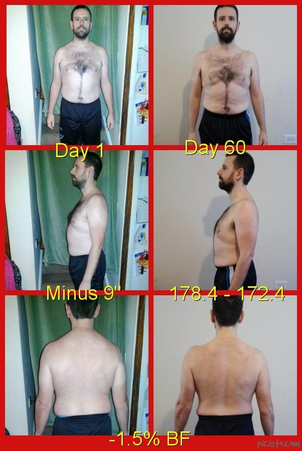 Insanity MAX 30 Results! — MyFitnessPal com
