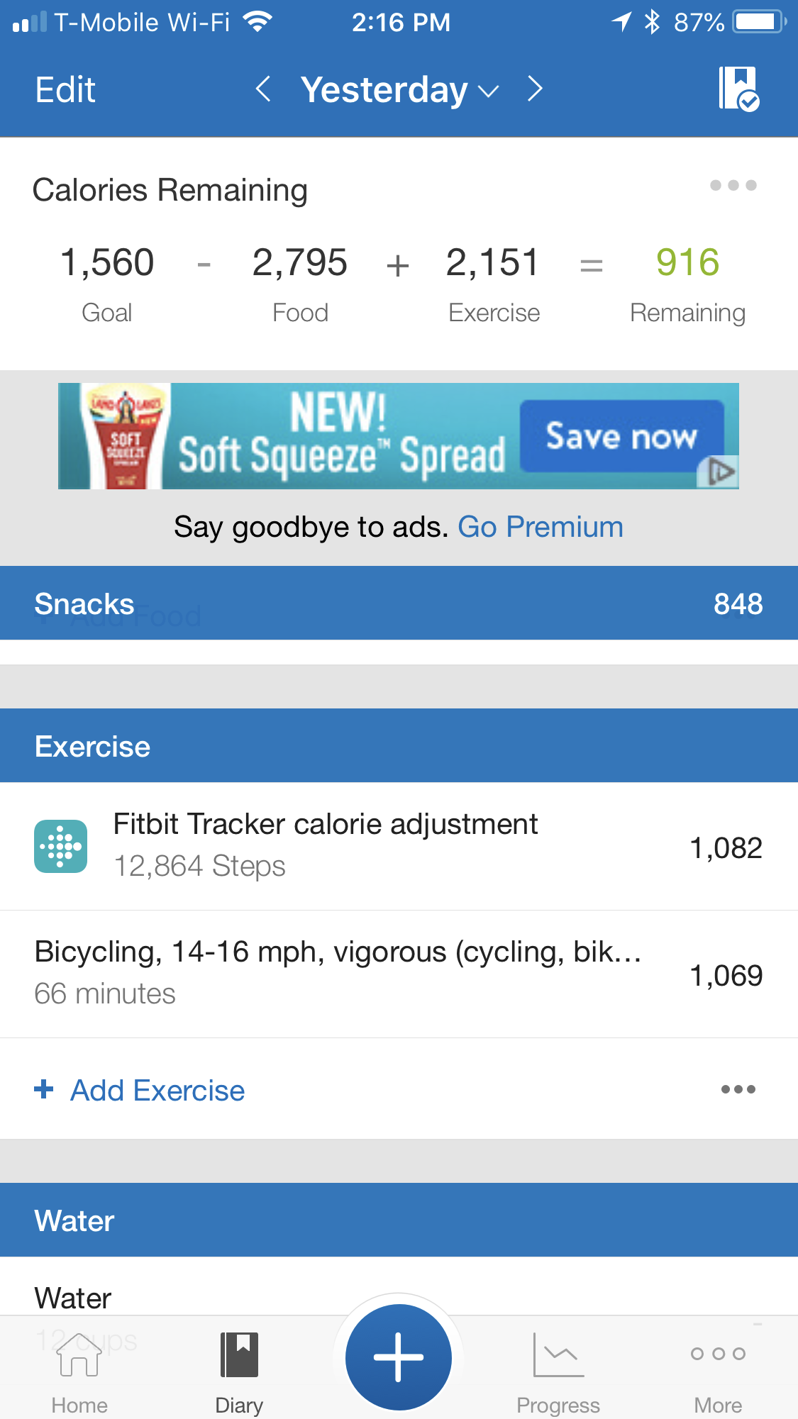 MFP giving too many calories for steps — MyFitnessPal com