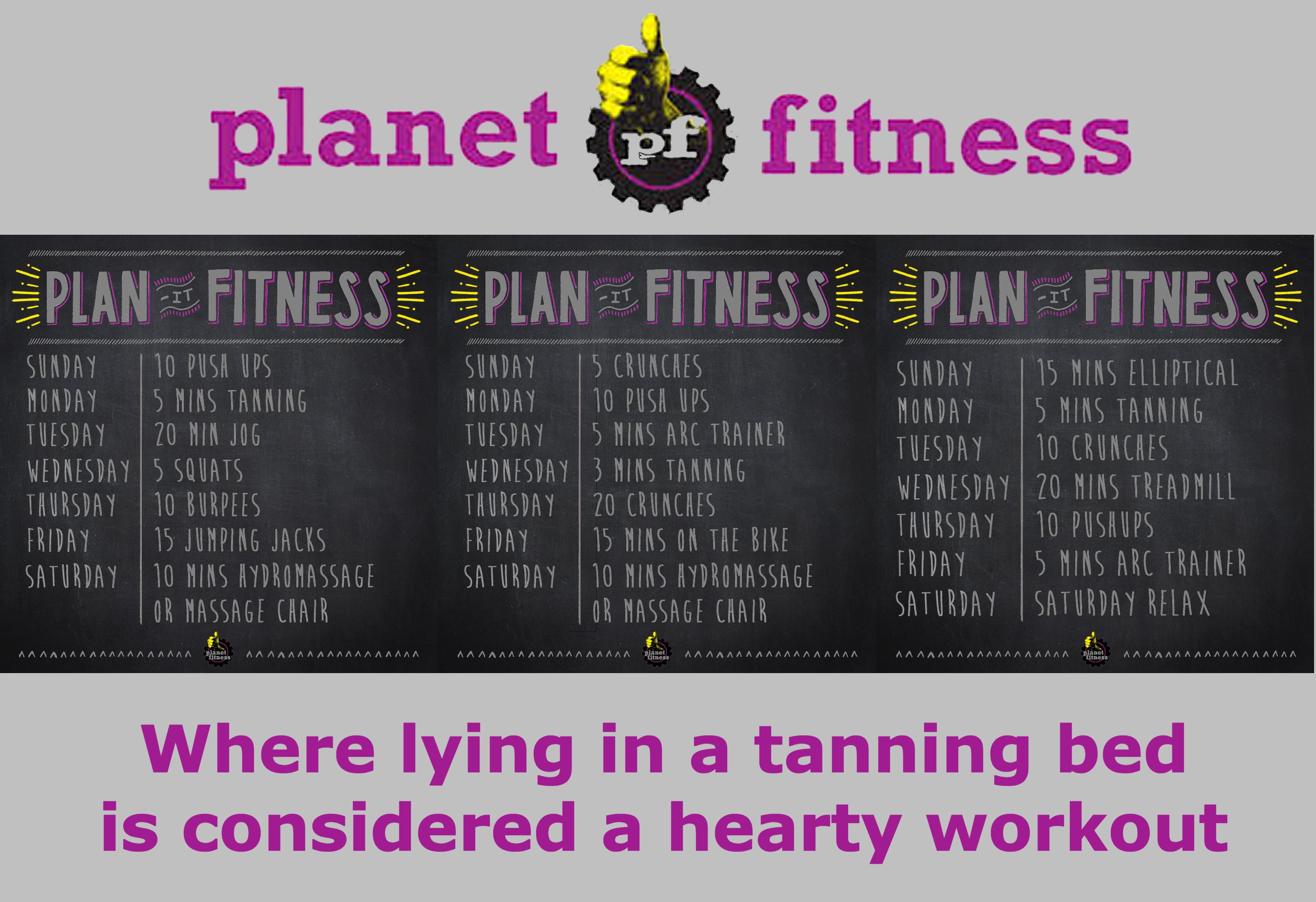 anyone go to planet fitness - page 4 — myfitnesspal