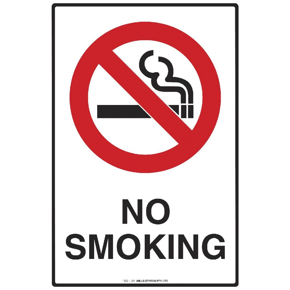 an analysis of the topic of the smoking and the non smoking areas in public