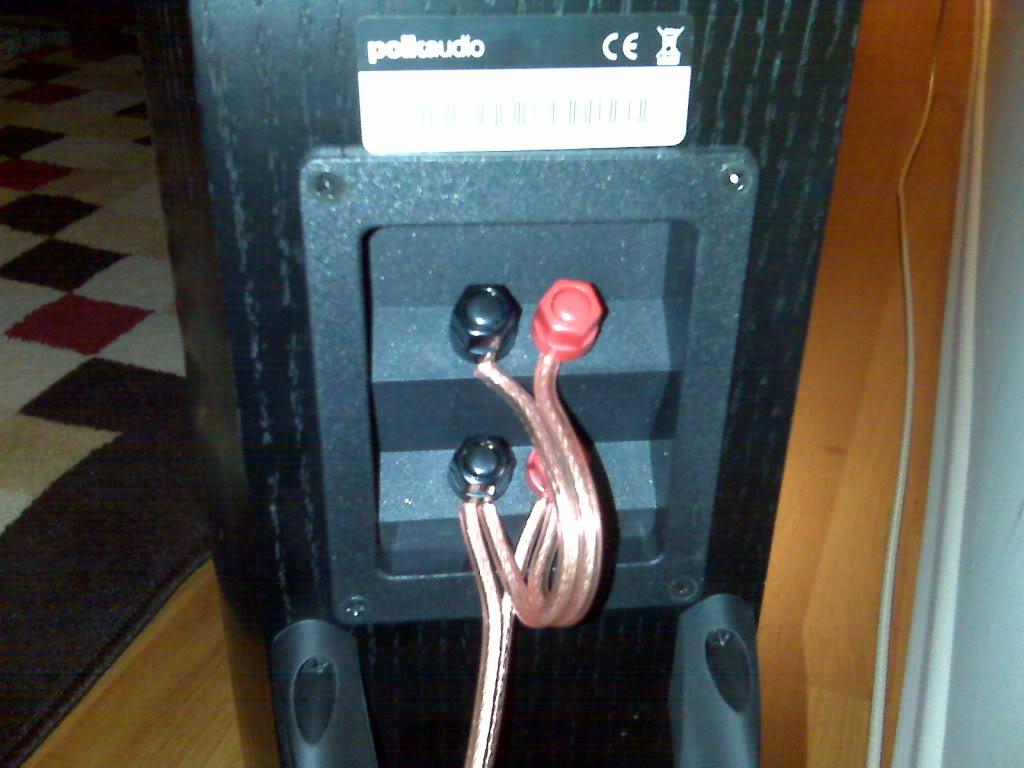 speaker jumpers page 2 polk audio rh forum polkaudio com Wiring Component Speakers Bi-Amped Bi-Wiring Speakers Diagram