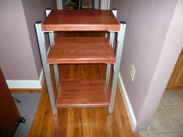audio racks polk audio. Black Bedroom Furniture Sets. Home Design Ideas