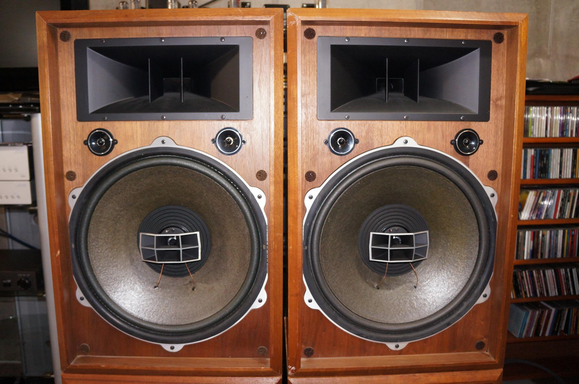 vintage pioneer cs 901a speakers polk audio. Black Bedroom Furniture Sets. Home Design Ideas