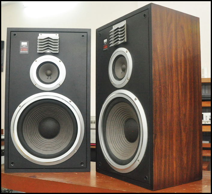 Sansui Speakers Polk Audio