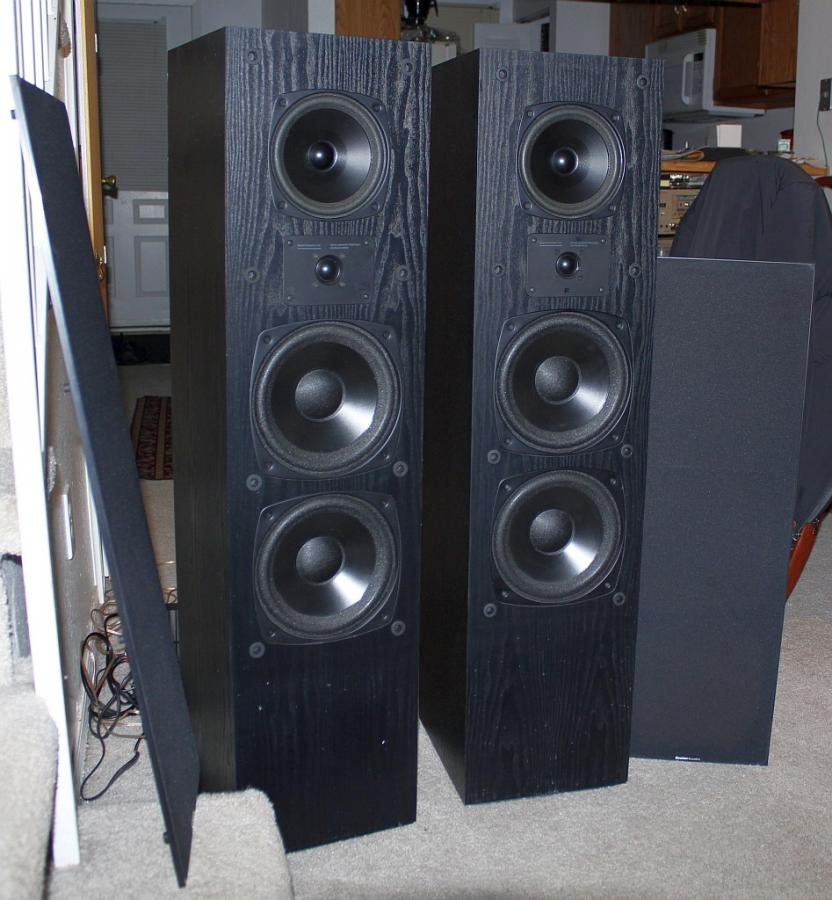 Fs Top Of The Line Boston Acoustics T1030 Speakers In