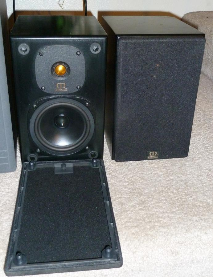 Monitor Audio MA 301 Speakers 4 Small