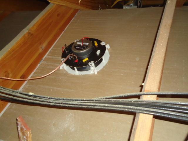 Speaker Enclosures Ceiling Mounted Rc80i Polk Audio