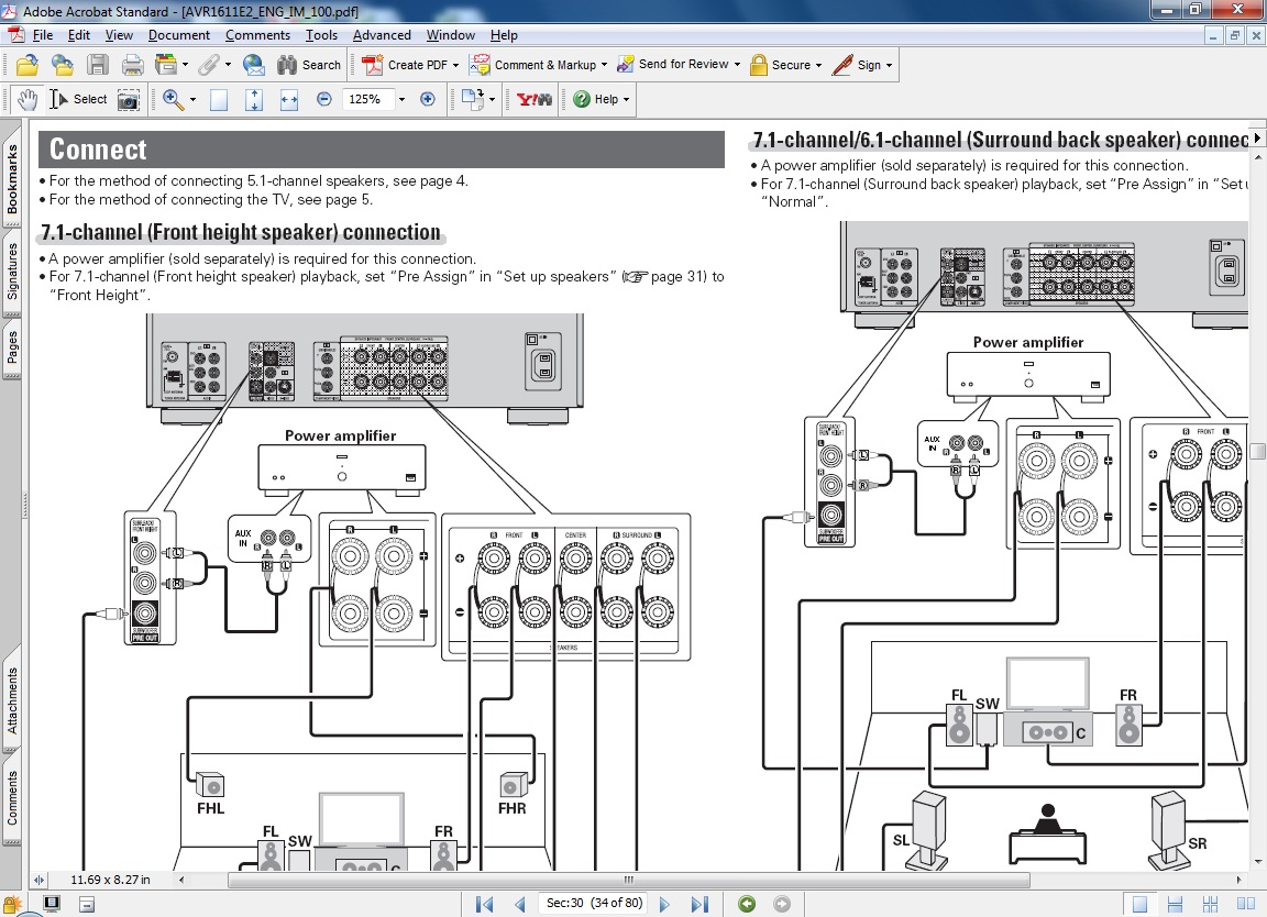 Rti Av Wiring Diagrams Electrical Will Polk A7 Floor Standers Output Good Sound When Paired With Dayton