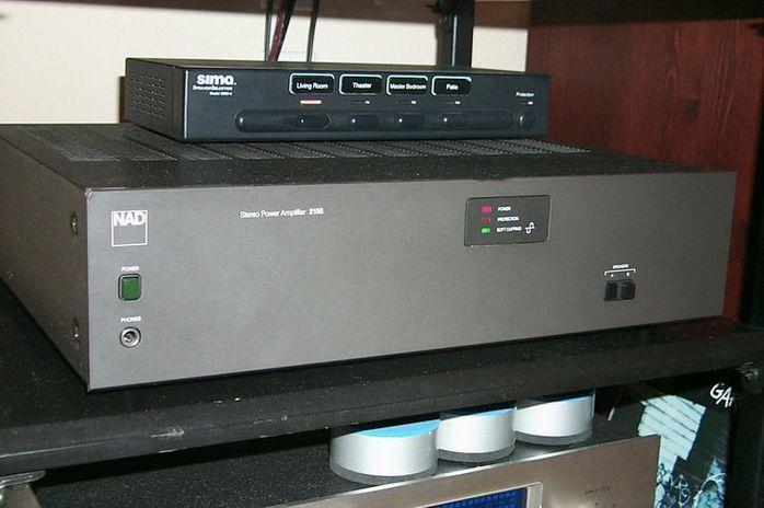 FS: NAD 2155 Amp — Polk Audio