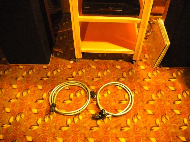 Hovland Main Line AC Power Cords — Polk Audio