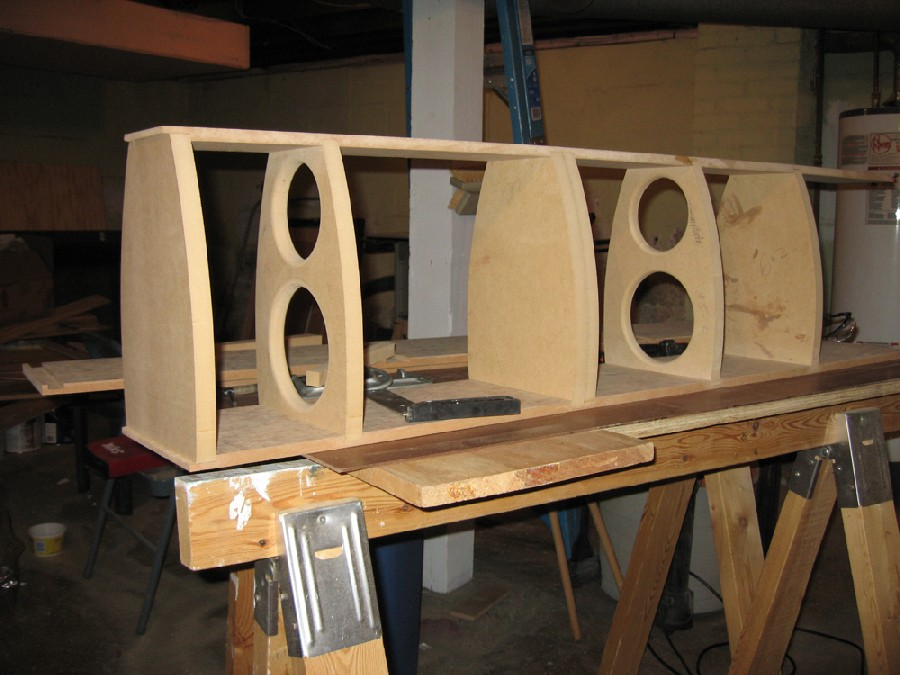 Diy Speaker With Curved Sided Cabinet Polk Audio