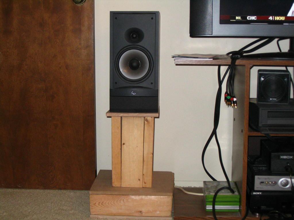 Diy Speaker Stands Polk Audio