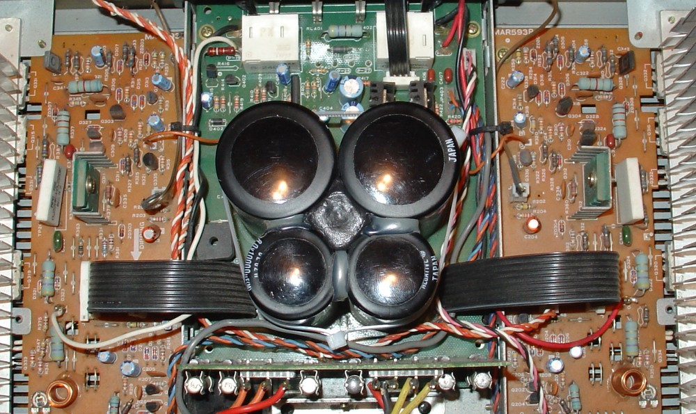 NAD 2200PE Amplifier — Polk Audio