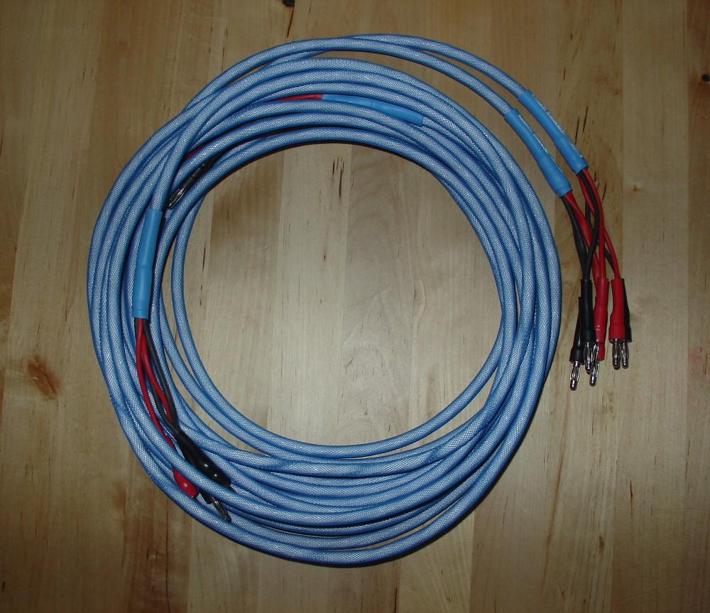 Speaker Cable - Audioquest, Better Cables, Cardas & MIT — Polk Audio