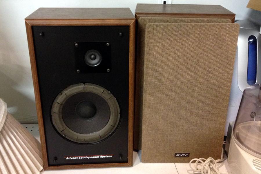 advent 2002 speaker restoration polk audio. Black Bedroom Furniture Sets. Home Design Ideas