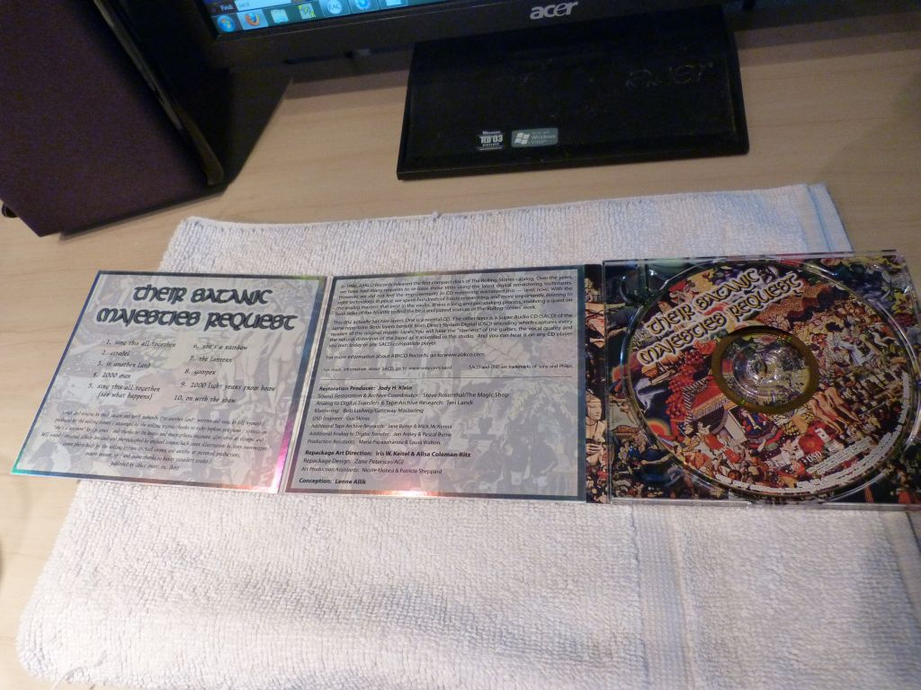 Rolling Stones - Their Satanic Majesty's Request - SACD Hybrid / DSD