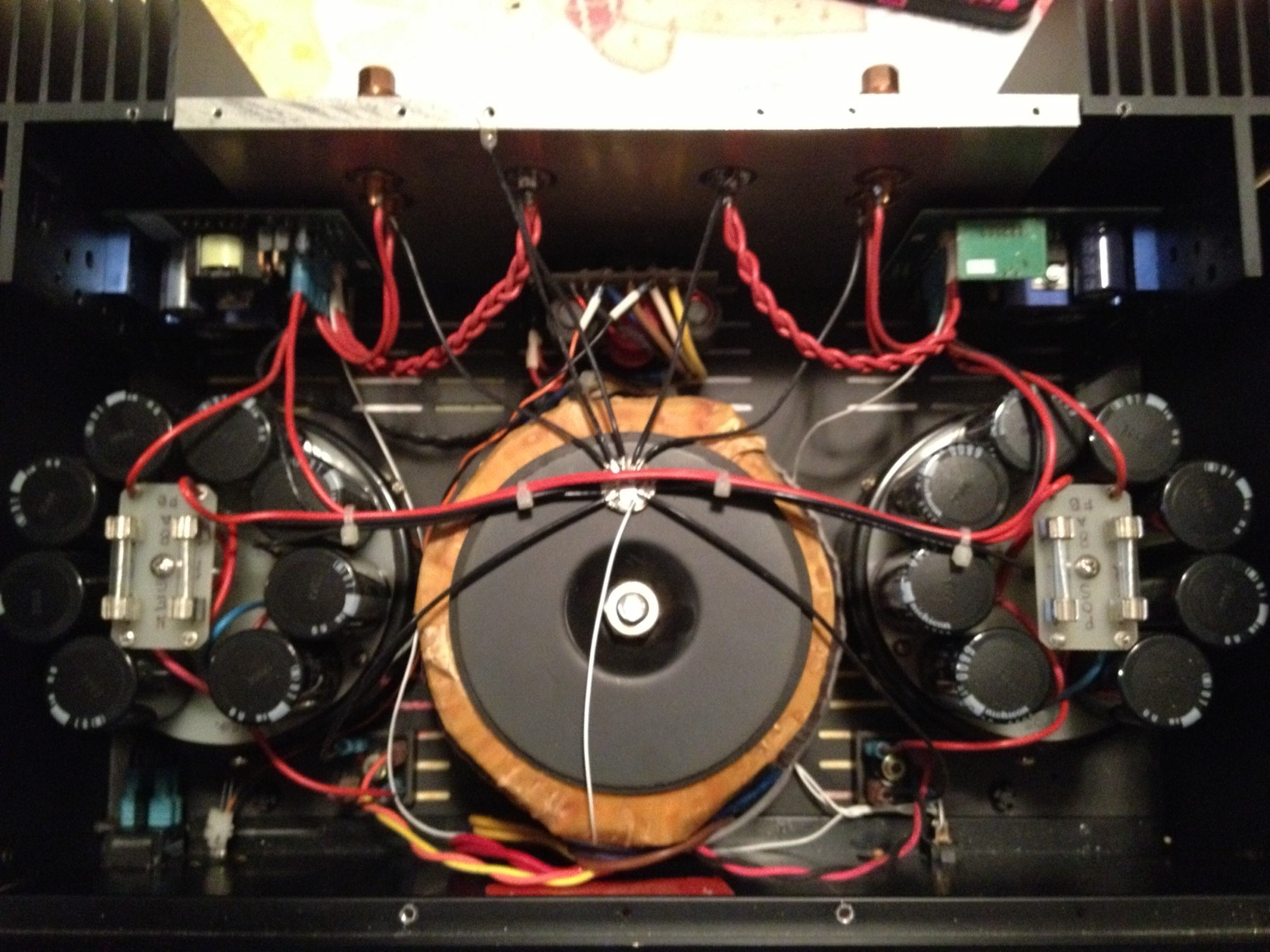 Class D Amp for 2 channel with SDA's — Polk Audio