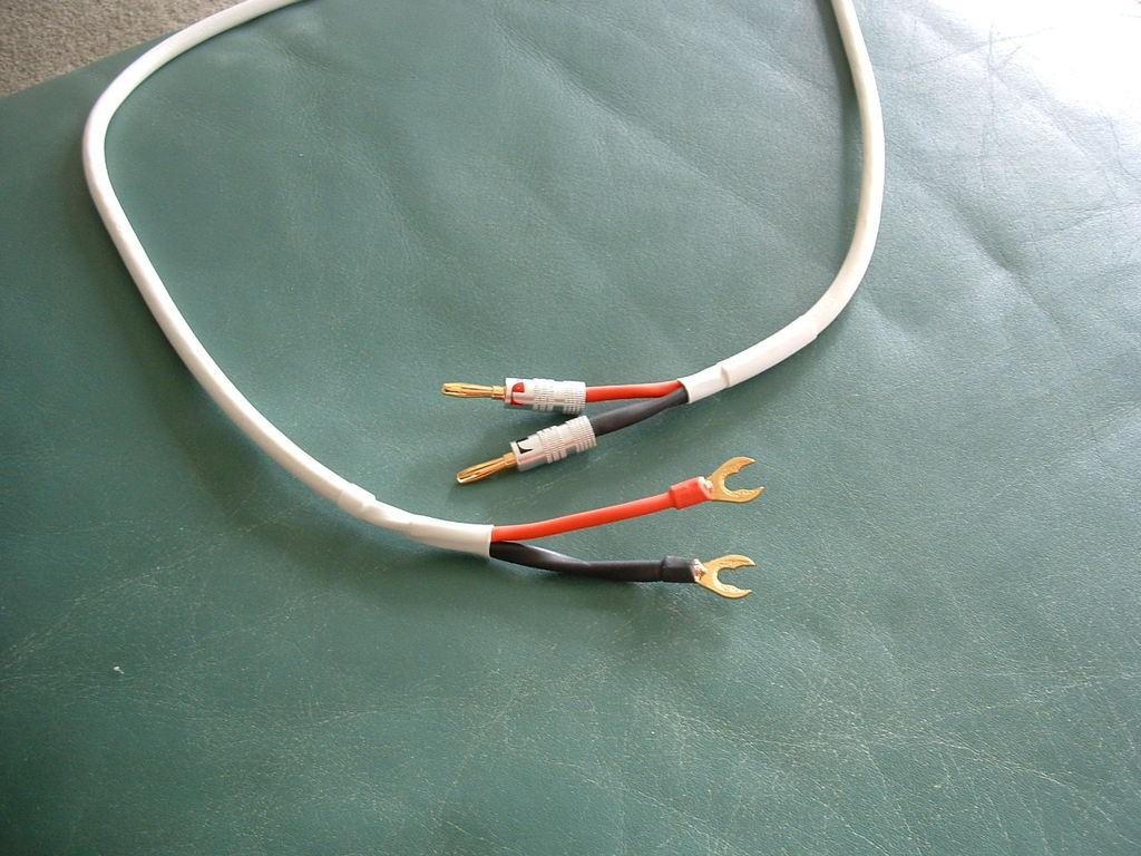 Preferred speaker cable — Polk Audio