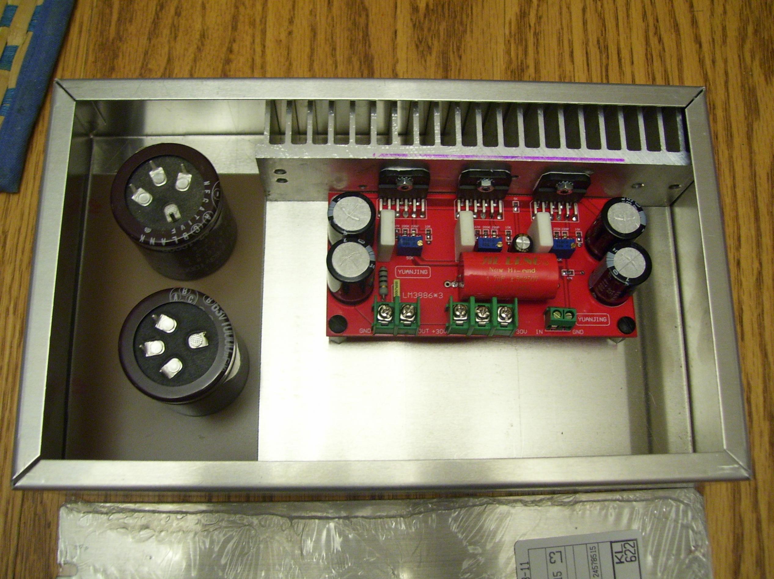 Gainclone-chip amp? - Page 2 — Polk Audio