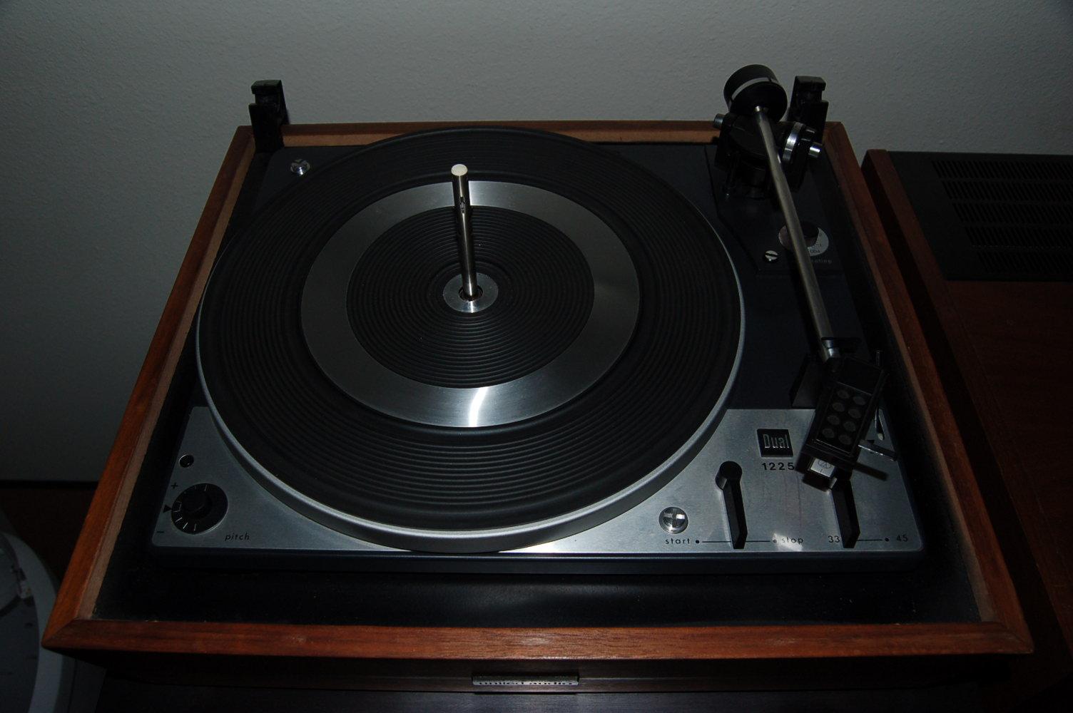Vintage solid state Sansui — Polk Audio