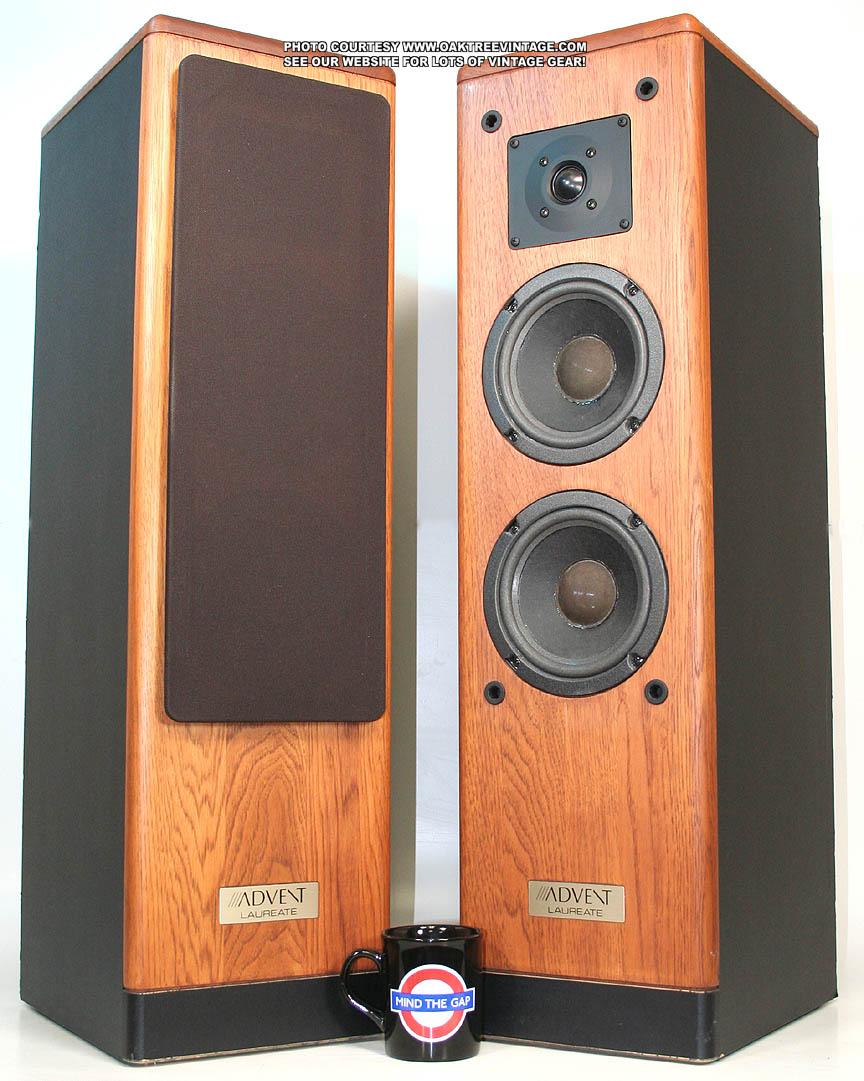 looking at advent laurent speakers polk audio. Black Bedroom Furniture Sets. Home Design Ideas