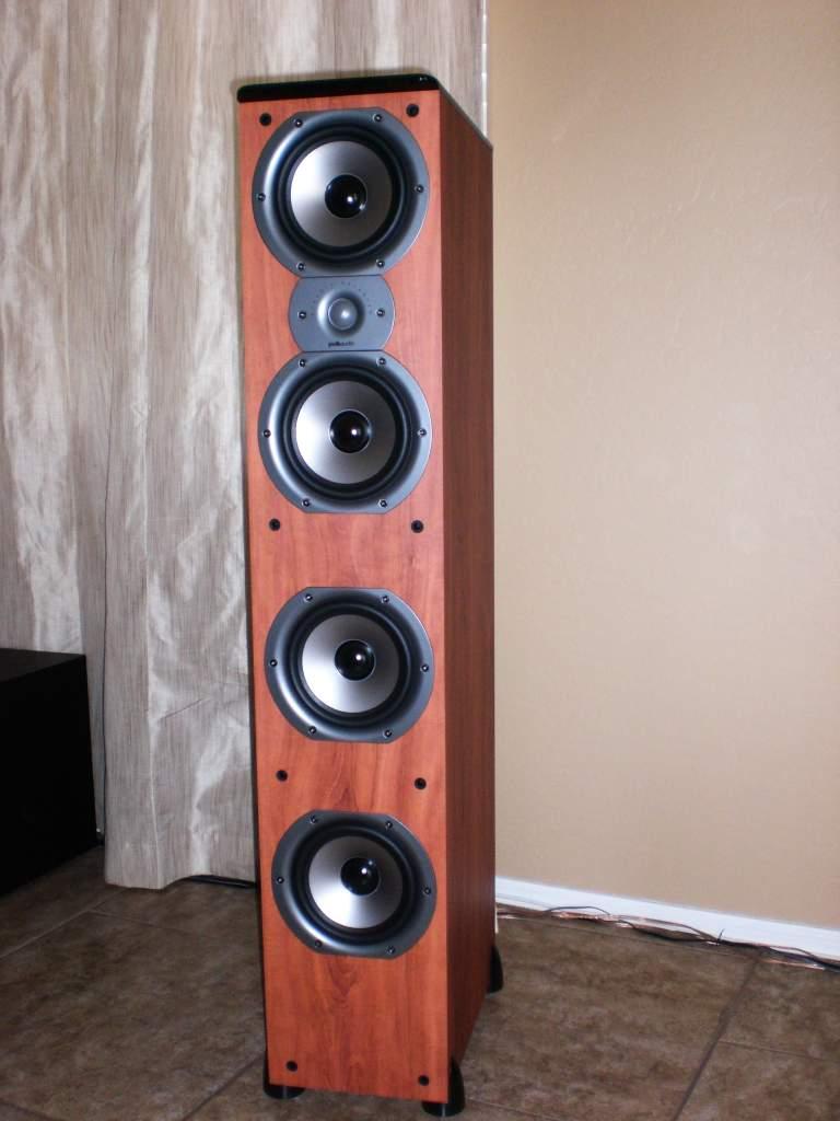 TSI500/CS20 Review — Polk Audio