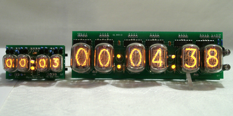 Как сделать индикатор для часов
