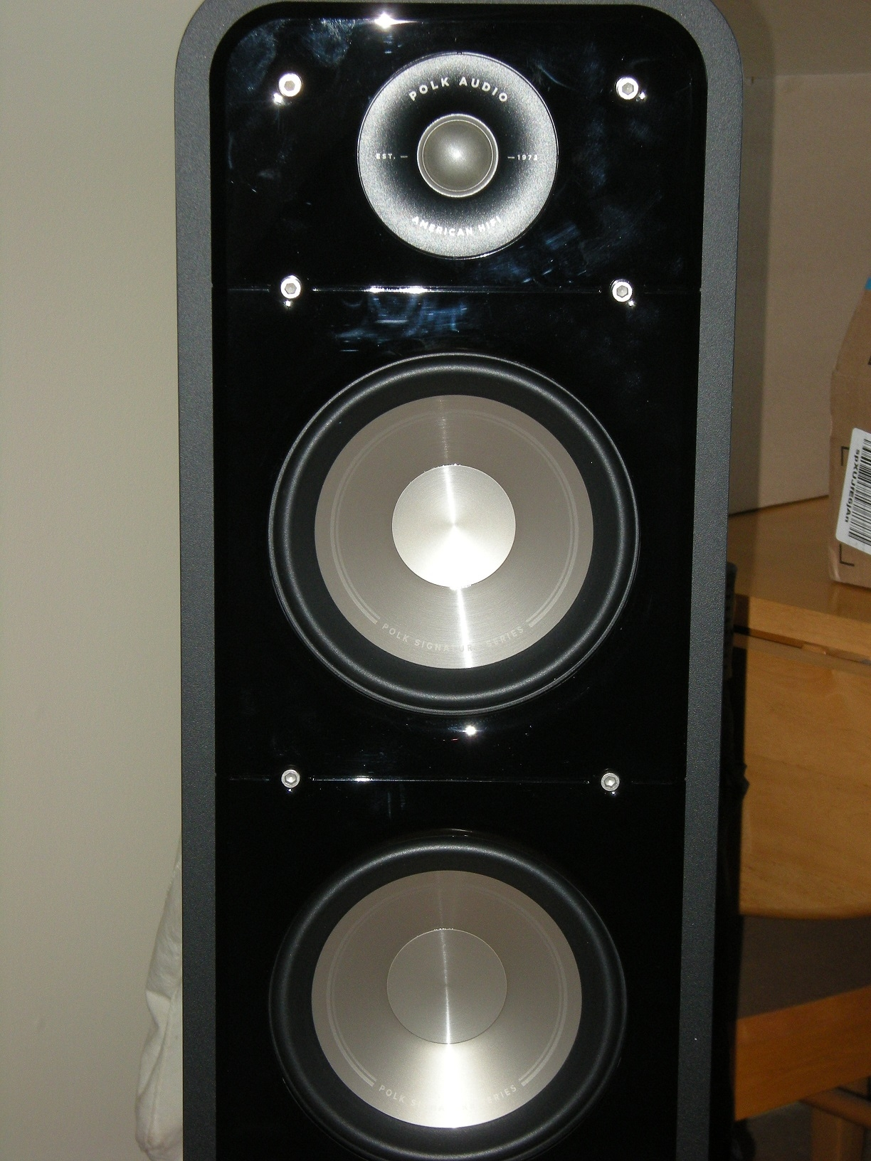 My New Speakers Page 3 Polk Audio