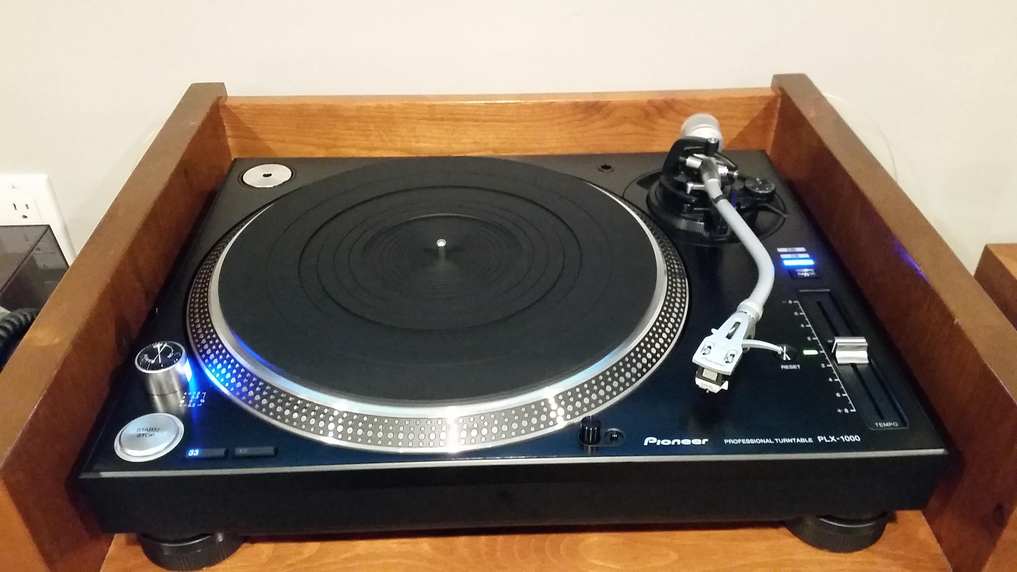 pioneer plx 1000 polk audio. Black Bedroom Furniture Sets. Home Design Ideas