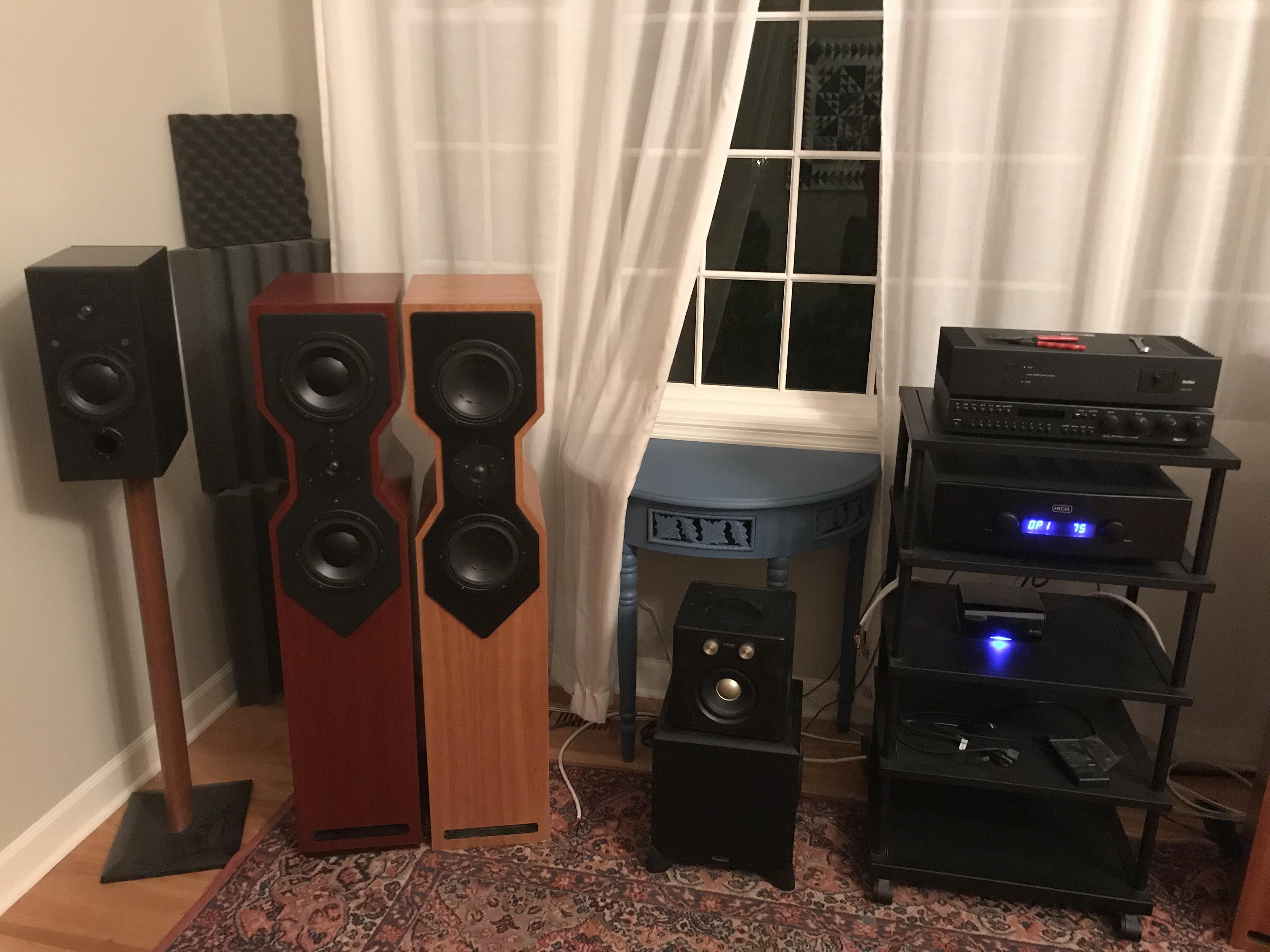 Paragon Acoustic Regents for sale  — Polk Audio