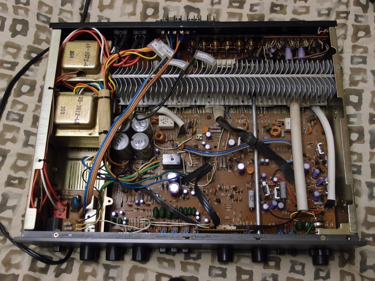 fs nad 3150 integrated amplifier polk audio rh forum polkaudio com Nad 3150 Parts Nad 3150 Integrated Amp