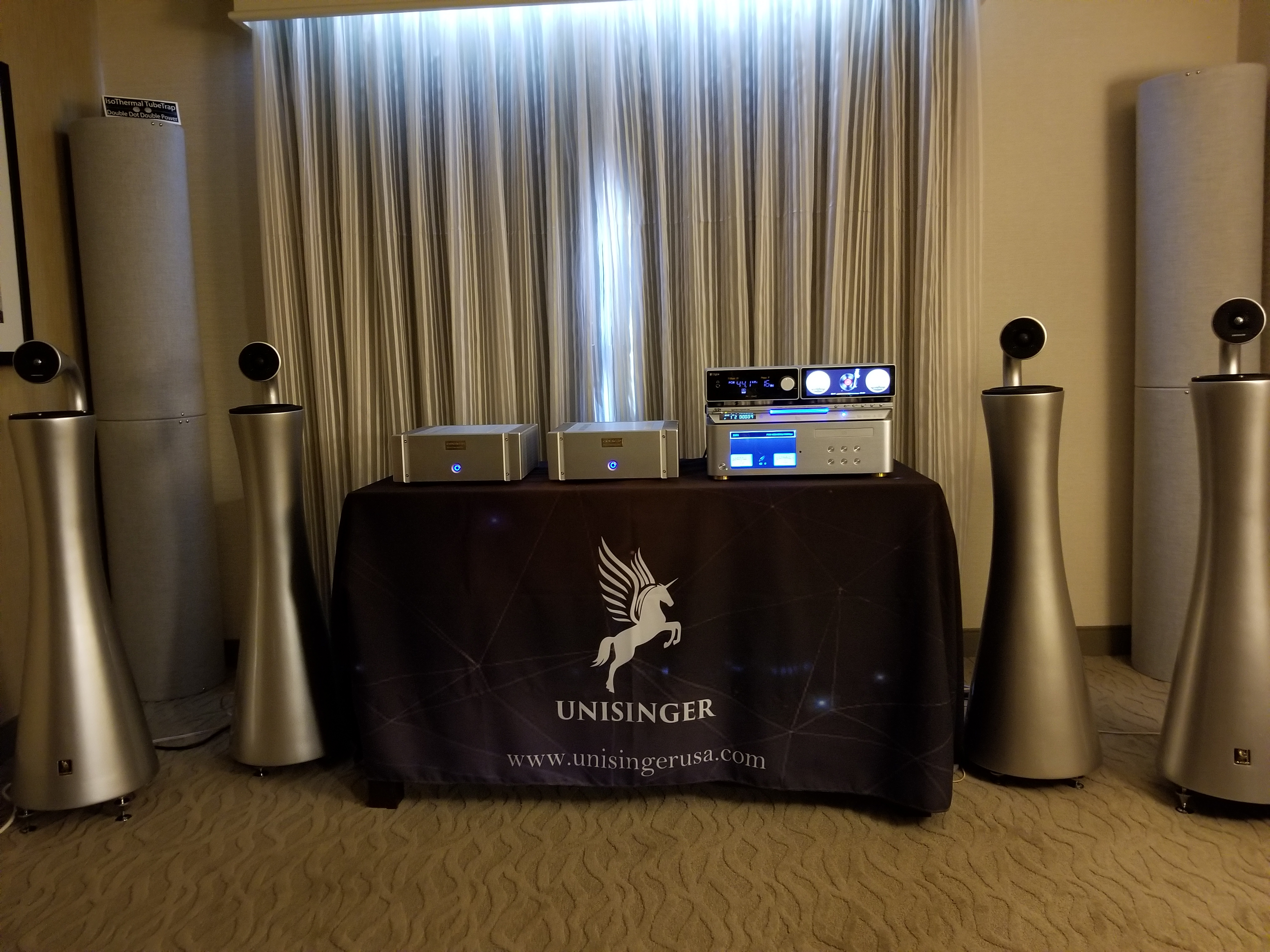 California Audio Show - July 27-29th - Oakland, CA - Page 3