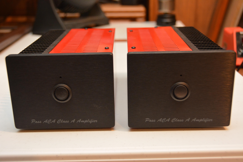 Nelson Pass Amp Camp Monoblocks — Polk Audio