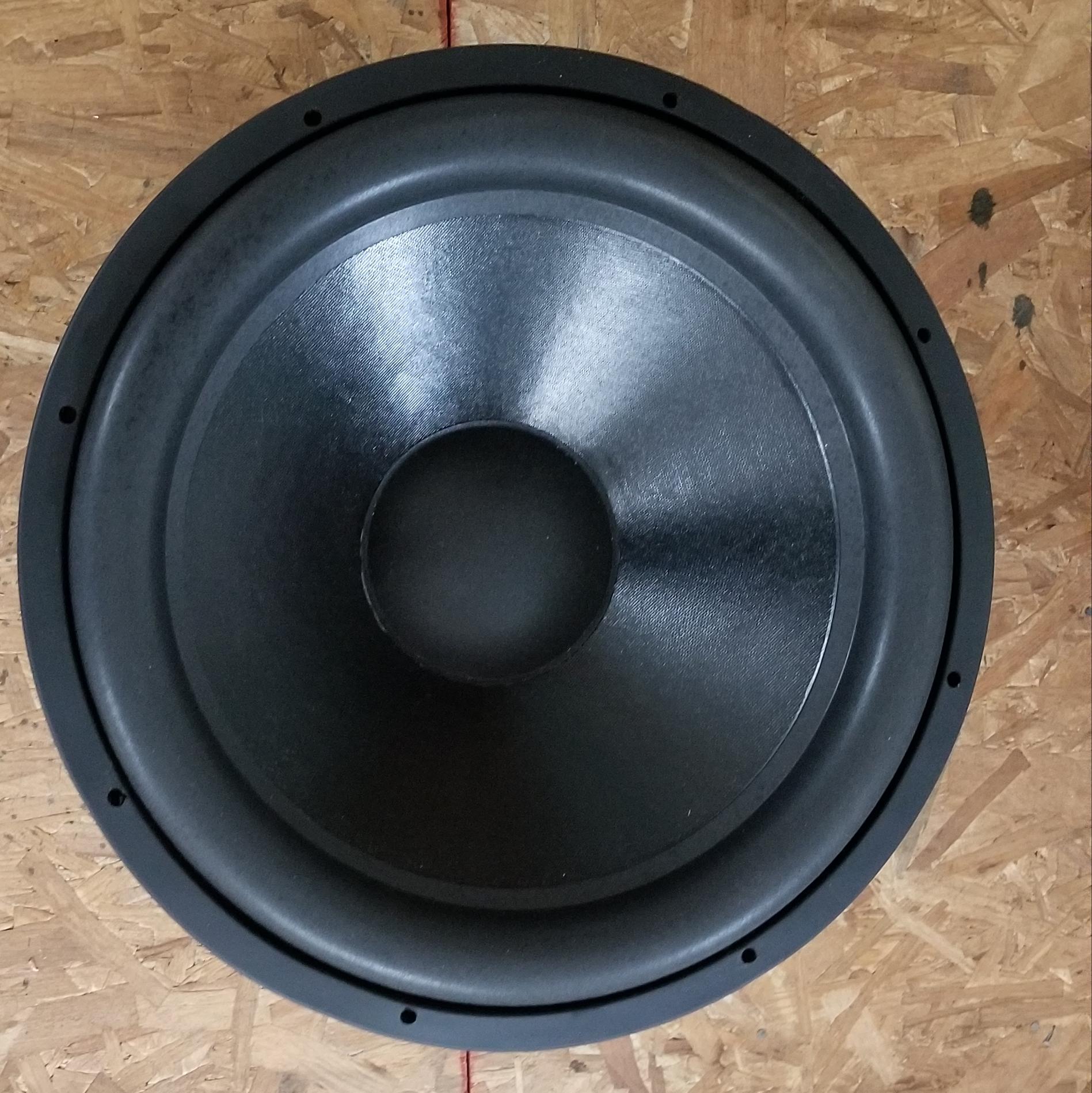 Fi Audio Ib318 infinite baffle subwoofer — Polk Audio