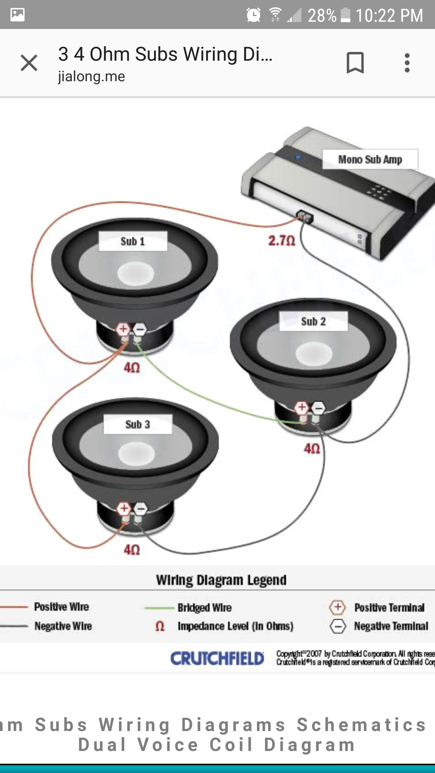 Does This Look Right Polk Audio Subwoofer Wiring Diagram Dual Voice Coil Speaker A Dofrat9ur10c