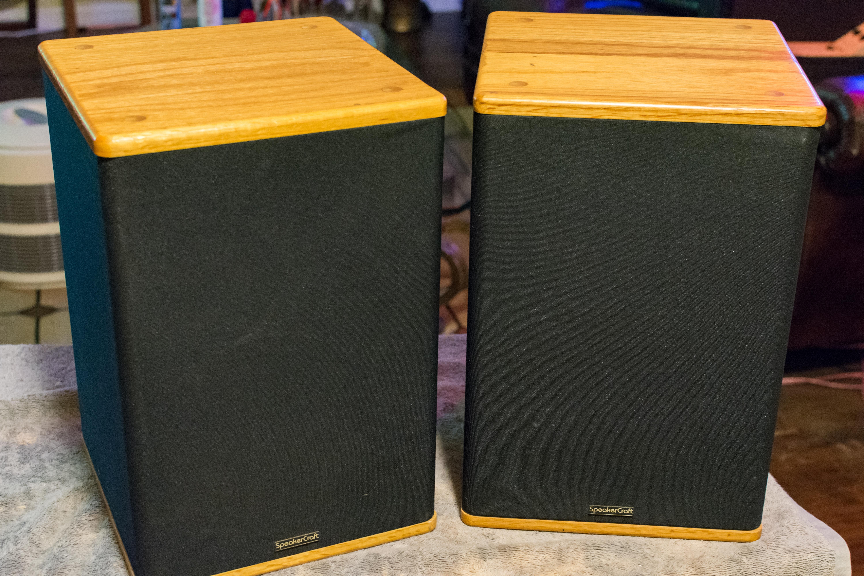 Fanfare Acoustics Prelude Bookshelf Speakers — Polk Audio