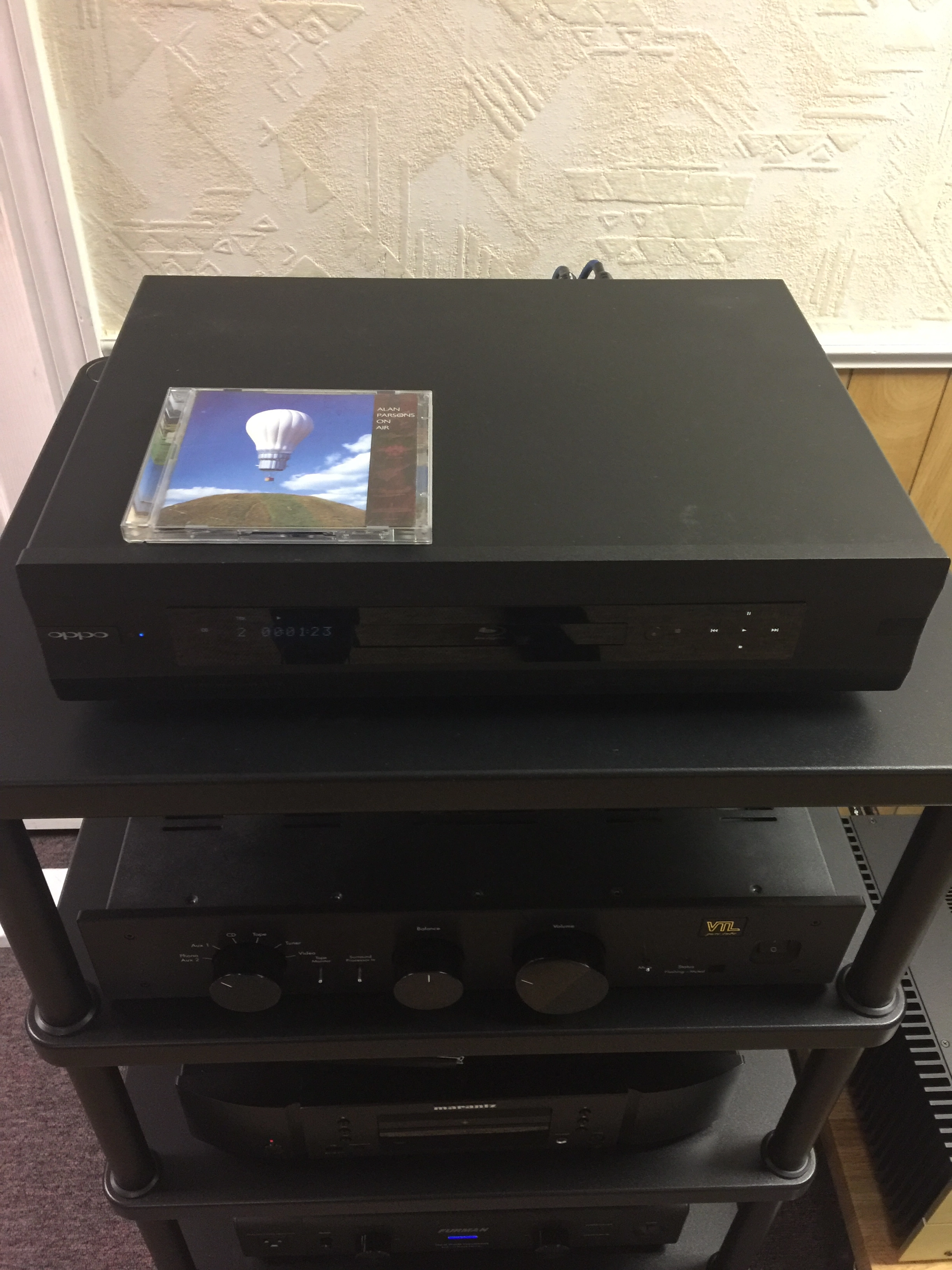 Oppo BDP-95 is in Verb's house! — Polk Audio