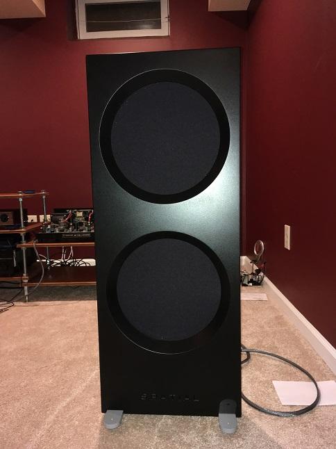 FS: Spatial Audio M3 Tubro S Open Baffle Speakers — Polk Audio