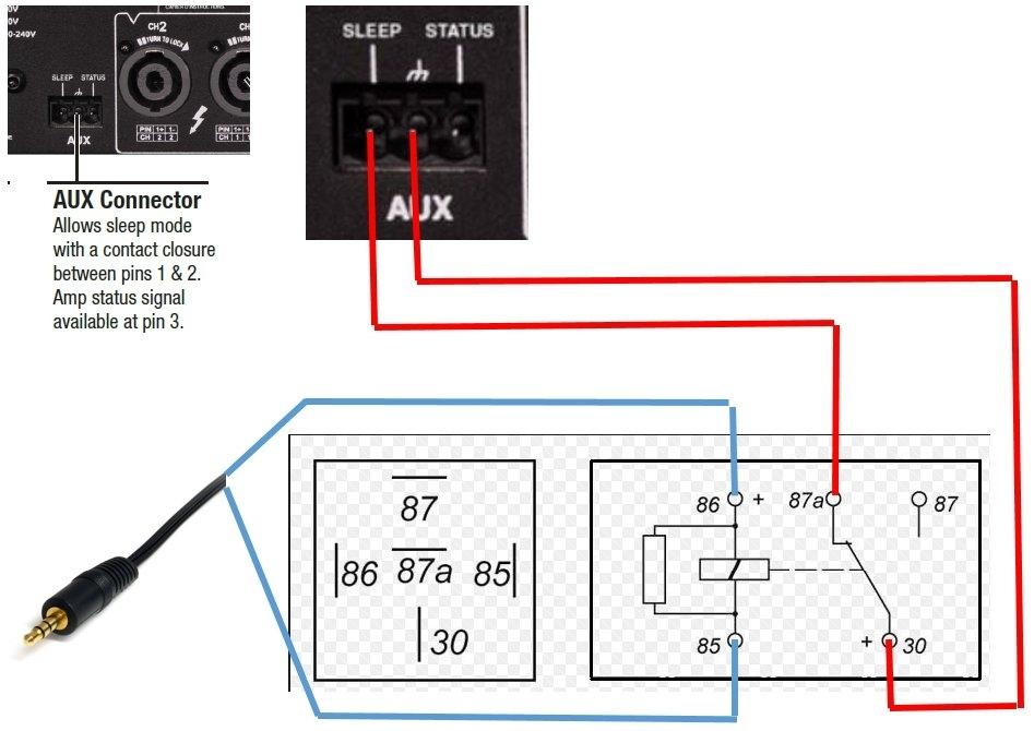 Power trigger for crown xls series 2 pro amps polk audio qnwgf77v4sdxg 2045k publicscrutiny Gallery