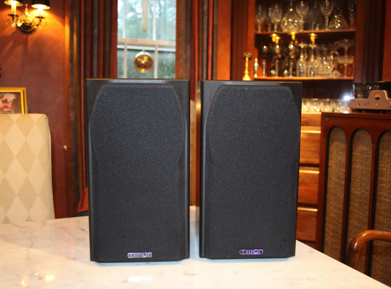 mission 731 bookshelf speakers 60 shipped polk audio. Black Bedroom Furniture Sets. Home Design Ideas
