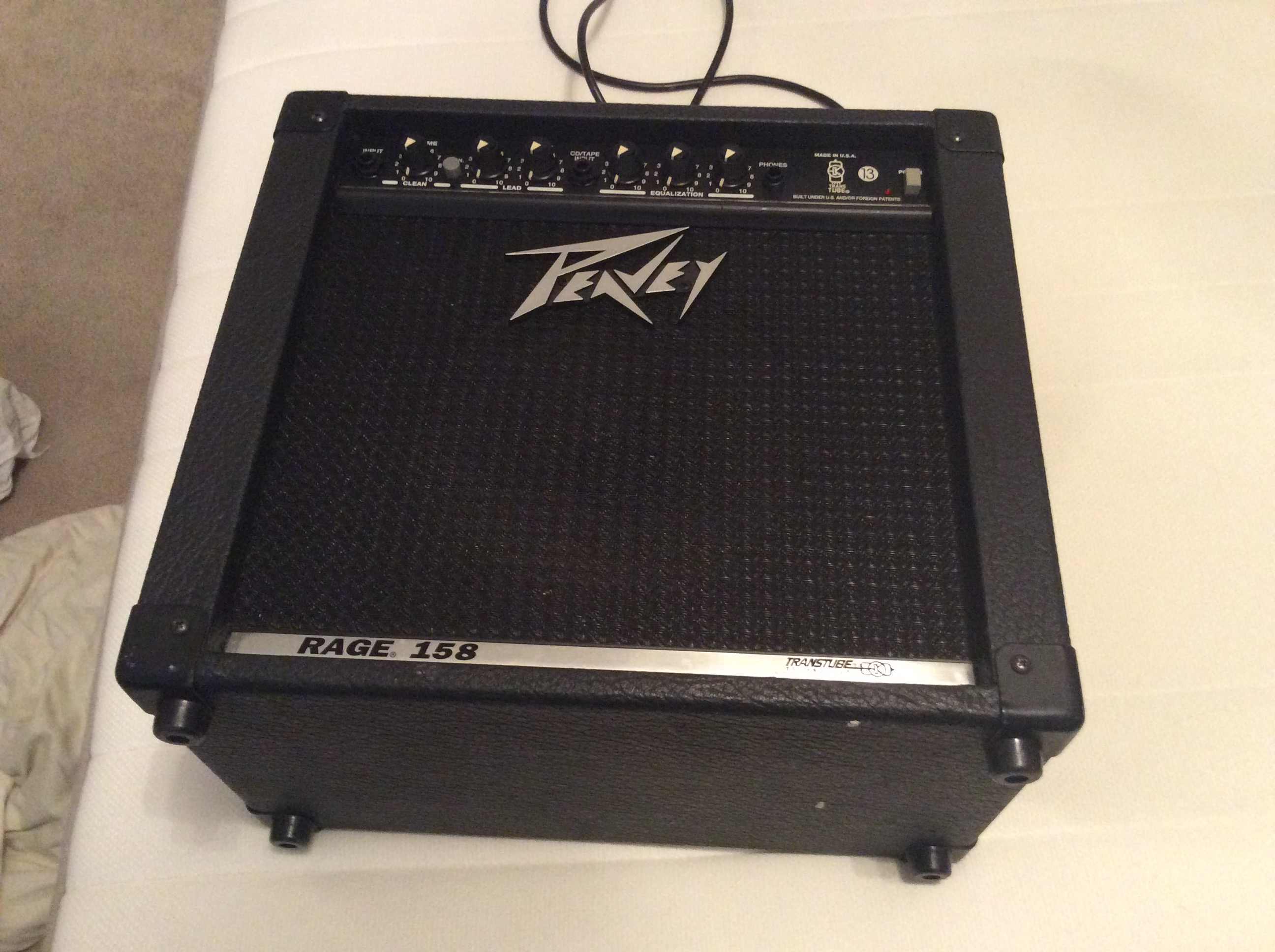Yamaha Keyboard Amplifier Ka