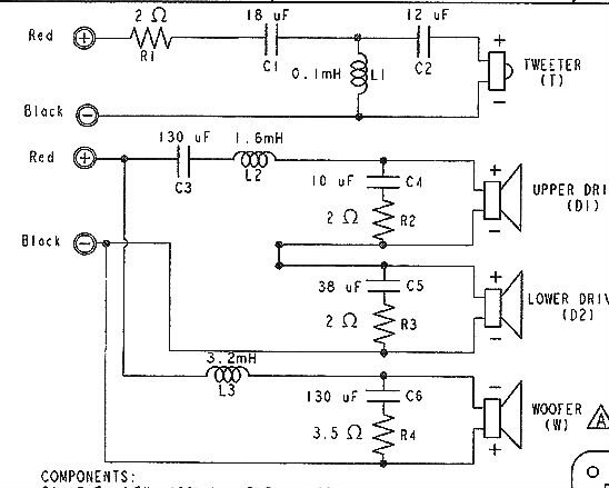 Diagram  Wiring Diagram For Polk Audio Stereo Full