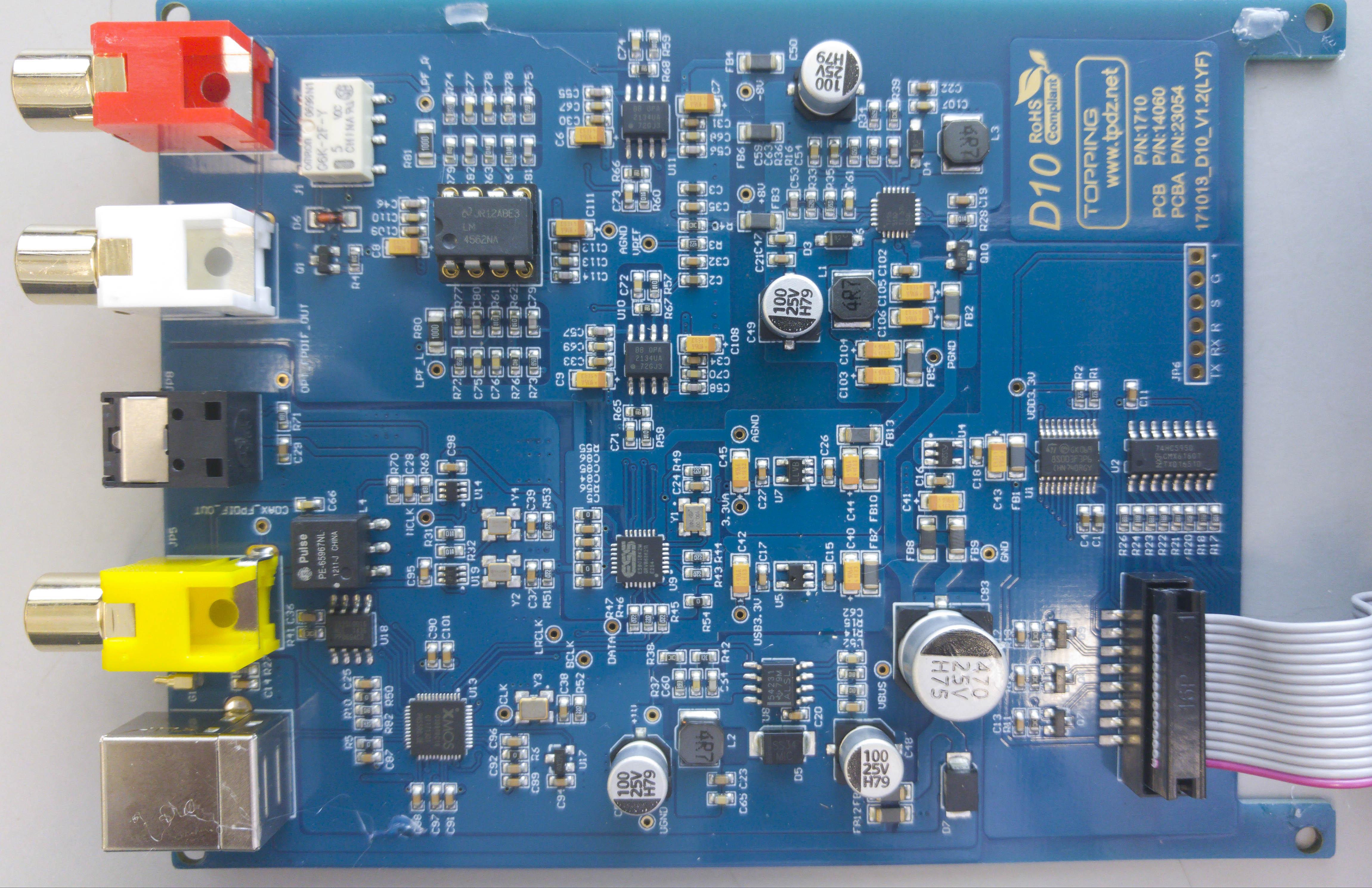 ES9038Q2M Board - Page 482 - diyAudio