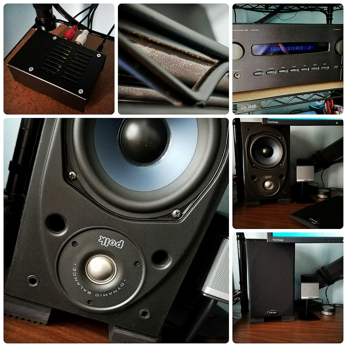 bookshelf speaker orientation question polk audio. Black Bedroom Furniture Sets. Home Design Ideas