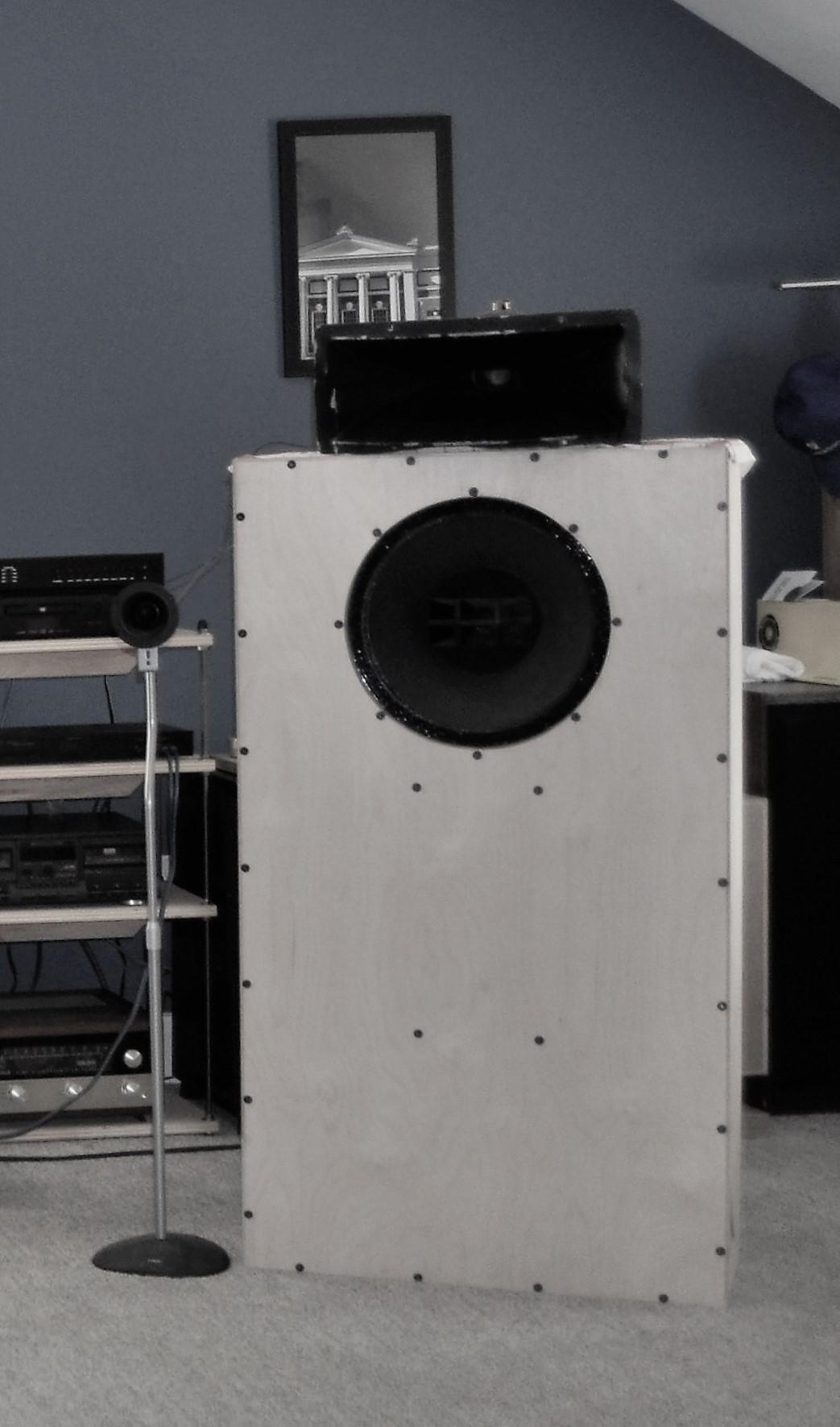 Aperion Audio Super Tweeter — Polk Audio