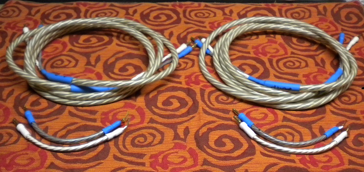 Straight Wire WaveGuide 8 series speaker cables — Polk Audio